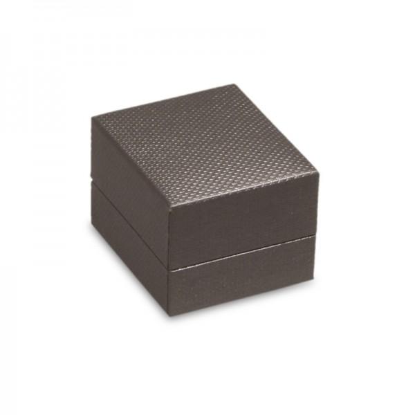 Hochwertige Schmuckverpackung, Einlage mit Clip für einen Ring