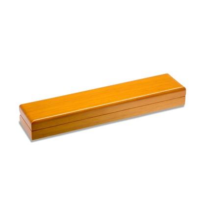 Exklusives Hochglanz Holzetui für Armband, Fußkettchen oder Geschenke