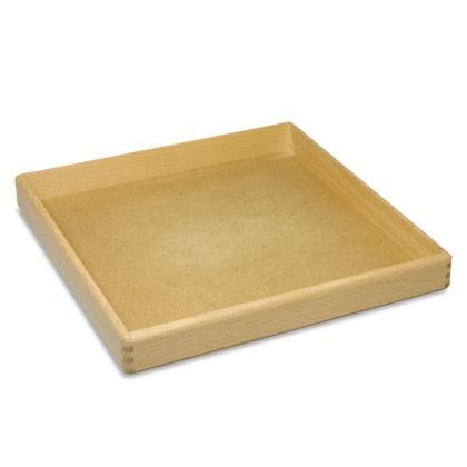 Tablett klein aus Holz zur Präsentation, Dekoration, Aufbewahrung von Schmuck
