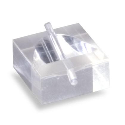 Plexi-Ringständer klein