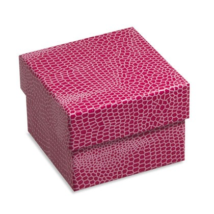 Moderne Geschenkverpackungen inklusive passendem Beutel für Schmuck, Perlen etc.