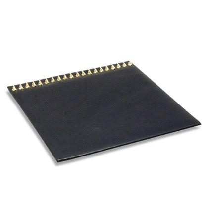 Einlage mit Hakenleiste für Tablett klein zur Präsentation