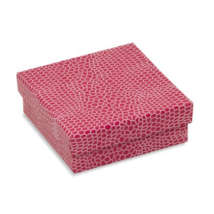 Geschenkverpackung oder Geschenkbox als edle Verpackung für Produkte und Artikel