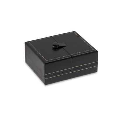 Uhrenverpackung und Geschenkbox zur Präsentation für eine Uhr oder ein Metallarmband