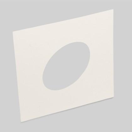 Trauring-Einlage für 5950 66, ovale Stanzung (Pck. á 10 Stück)