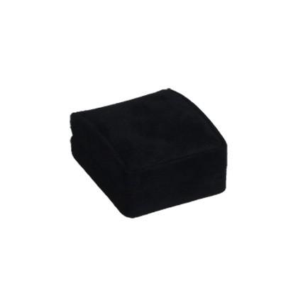 Schöne Geschenkverpackung in schwarz für Ohrringe und Ohrschmuck