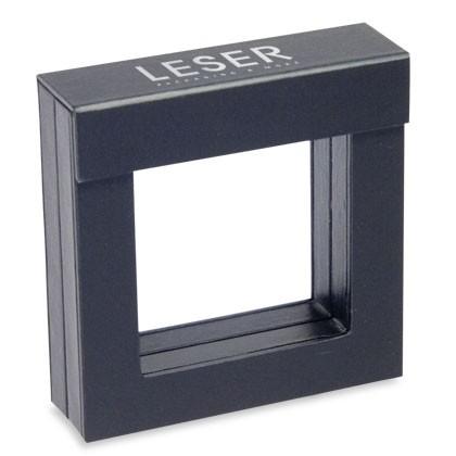 Anspruchsvolle Verpackung, Rahmen Etui zur Präsentation Ihrer Produkte, für Münzen