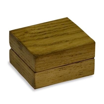 Hochwertige Holzbox, Verpackung aus Holz, Holzetui für Beads, Ohrringe, Ohrstecker
