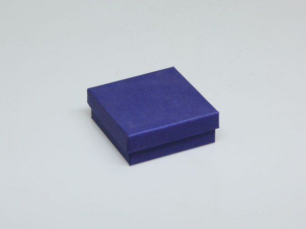 Geschenkschachteln in Blau für Edelsteine, Heilsteine, Schmucksteine und Esoterik Artikel passend