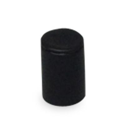 Schwarzer magnetischer Pin passend zur ebenfalls magnetischen Rückwand