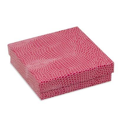 Schöne Schachtel um Präsente und Produkte noch attraktiver und wertvoller zu machen