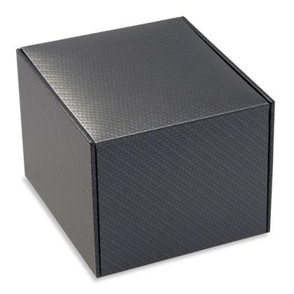 Edle Präsentverpackung für eine Uhr oder als Geschenkbox für eine Computer-Uhr